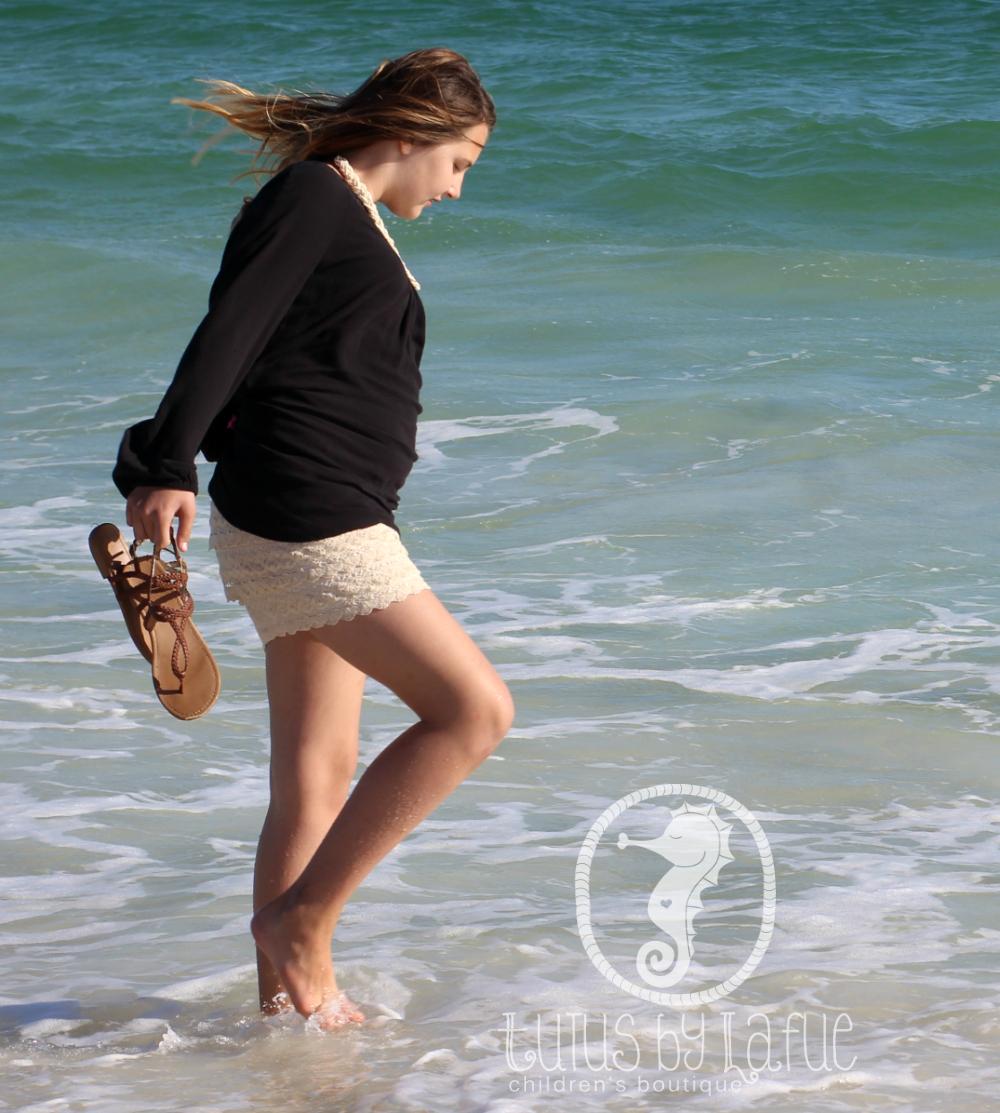 Gemma's Lace Shorts Sizes XS to XL Adults PDF Pattern