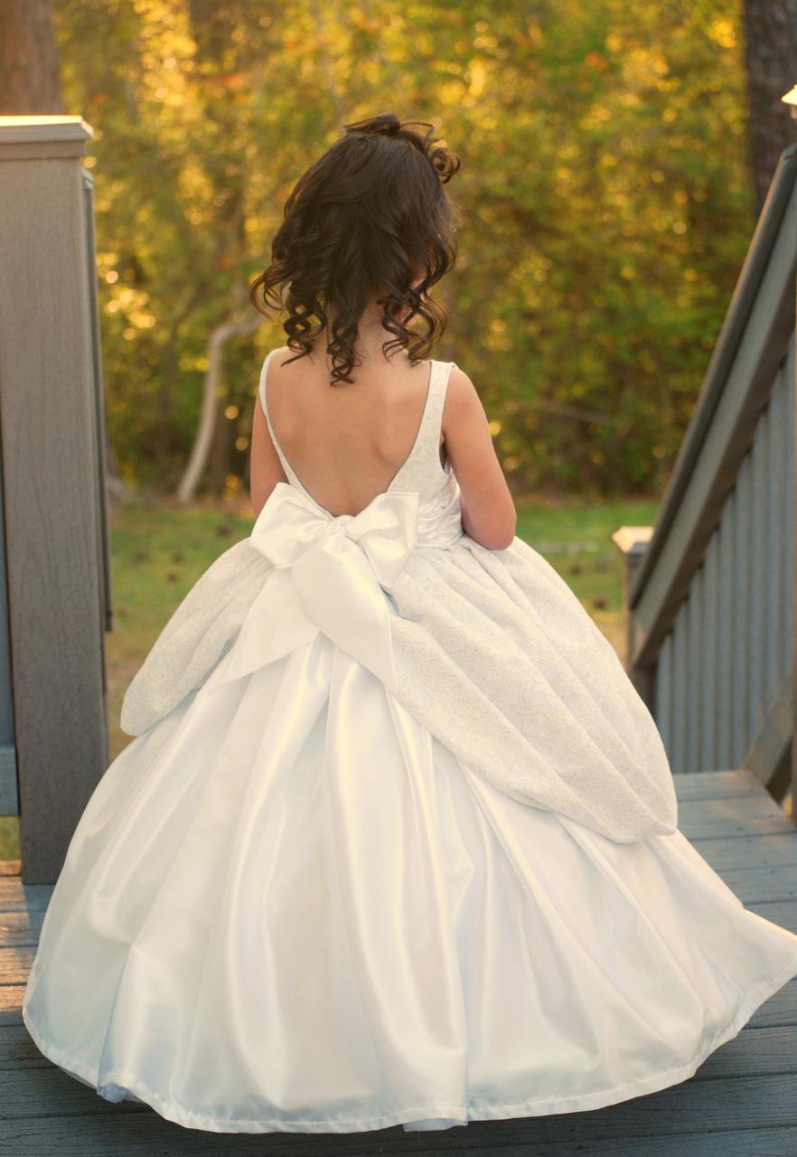 Evangeline S Elegant Ballgown Sizes 6 12m To 8 Girls Pdf Pattern