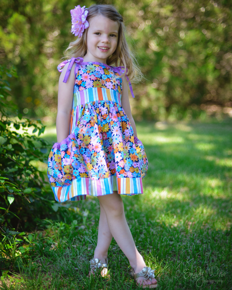 Polly Pockets For Sale: Polly's Pretty Pocket Dress PDF Pattern