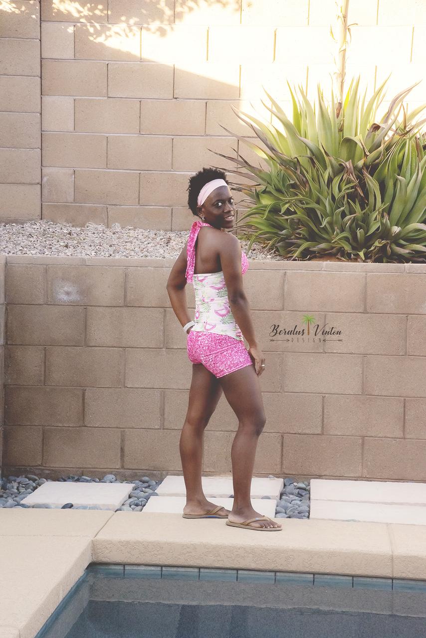 Xiomara's Bikini and Ruched Tankini Sizes XS to XL Adults PDF Pattern