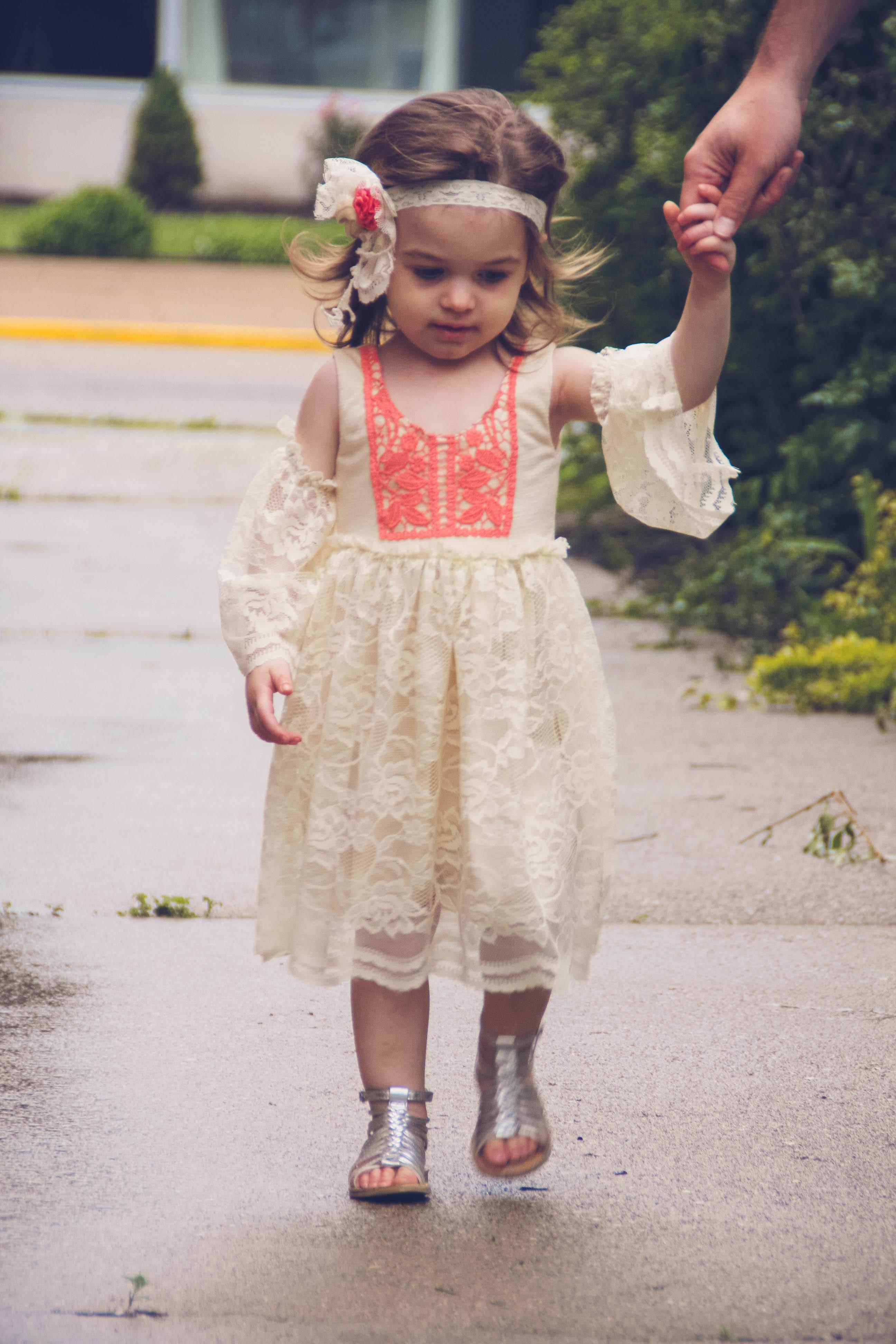 Gypsy's Boho Dress and Top Sizes NB to 14 Kids PDF Pattern