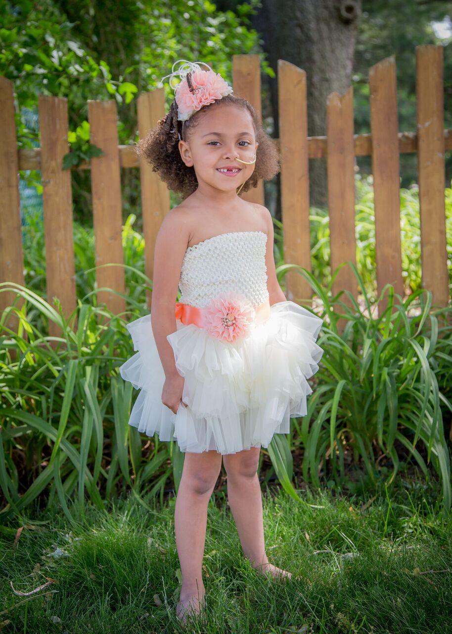 Milyanna's Ruffled Chiffon Skirt Sizes 2T to 14 Kids PDF Pattern