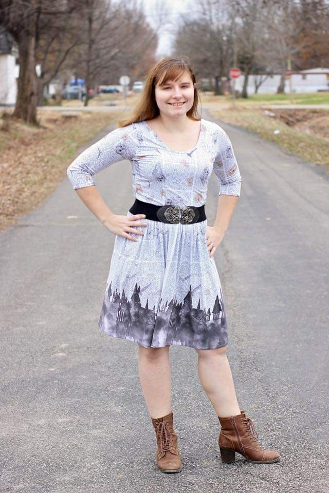 Amy's Knit Bow Dress and Maxi Sizes XXS to 5X Adult PDF Pattern