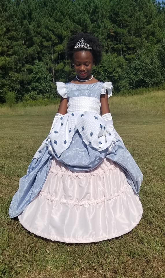 Henley's Hoop Skirt Sizes 6/12m to 8 Kids PDF Pattern