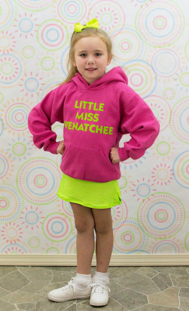 Spirit's Parade and Cheer Skirts Sizes 2T to 14 Kids PDF Pattern