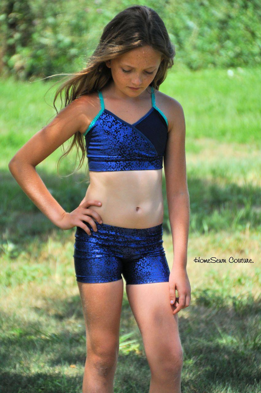 Kalista's 3-in-1 Sizes 2T to 14 Kids PDF Pattern