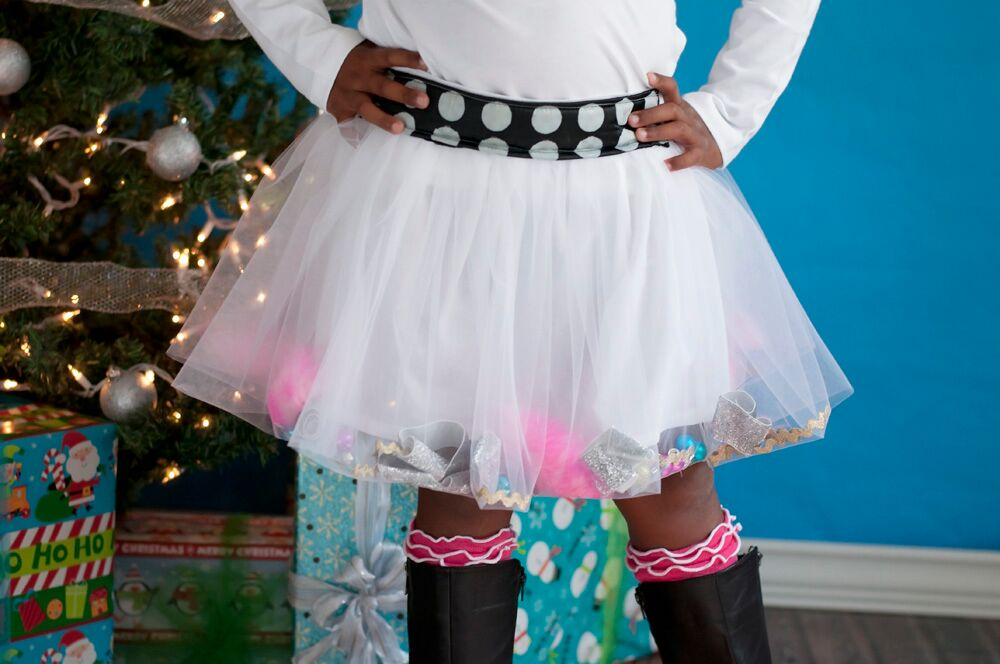Rachel's ISpy Tulle Skirt Sizes 2T to 14 Kids PDF Pattern