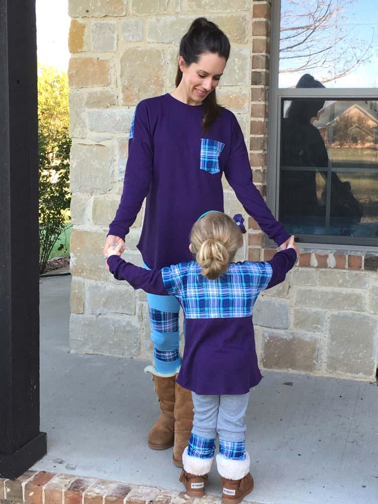 Dallas' Spirit Jersey Sizes XXS to 4X Adults PDF Pattern