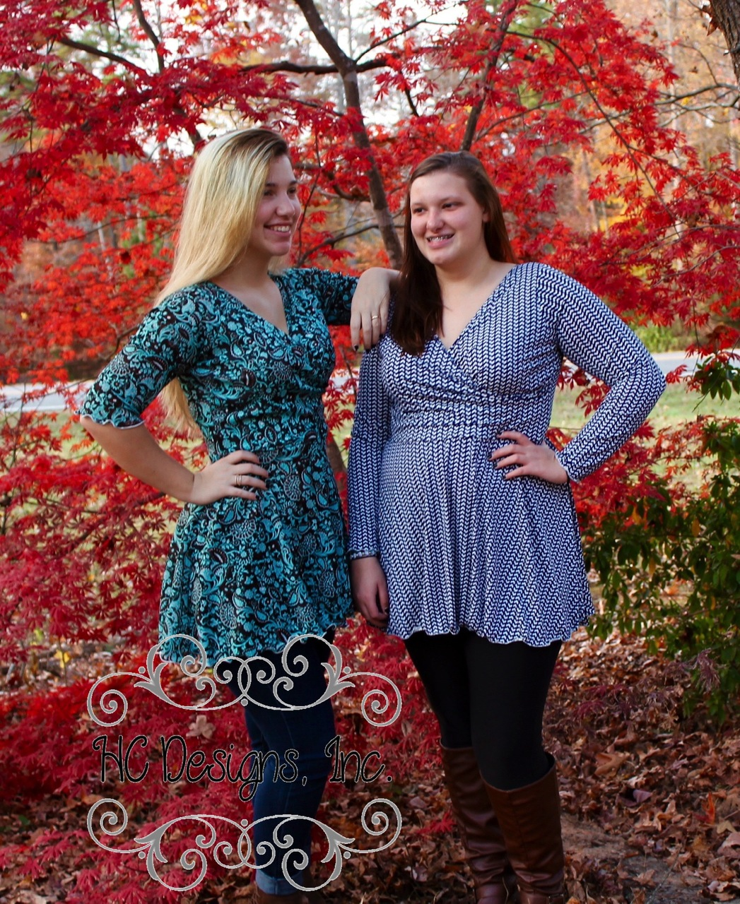 Mattia's Asymmetrical Circle Dress and Tunic Sizes XXS to 4X Adults PDF Pattern