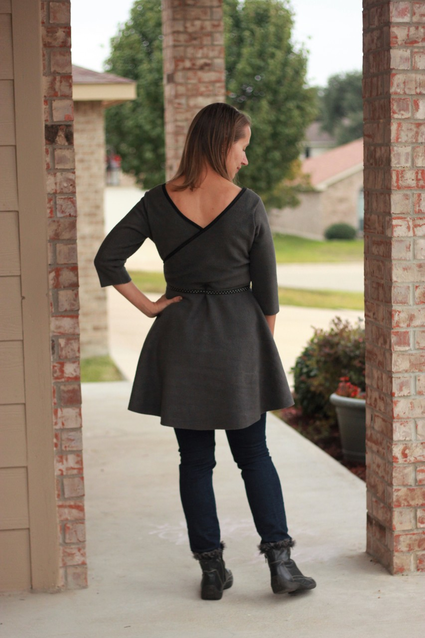 Mattia's Asymmetrical Circle Dress and Tunic Sizes XXS to 4X Adults PDF Pattern