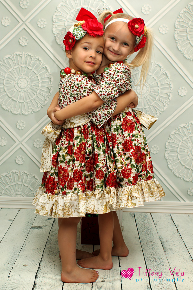 Marissa's Perfect Peasant Dress Sizes NB to 15/16 Kids and Dolls PDF Pattern