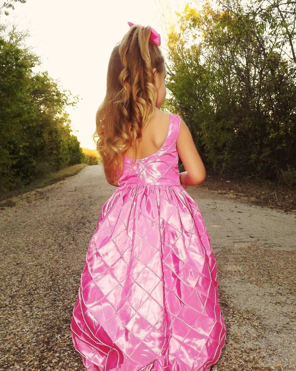 Wilhelmina's Transformation Dress Sizes 2T to 14 Kids PDF Pattern