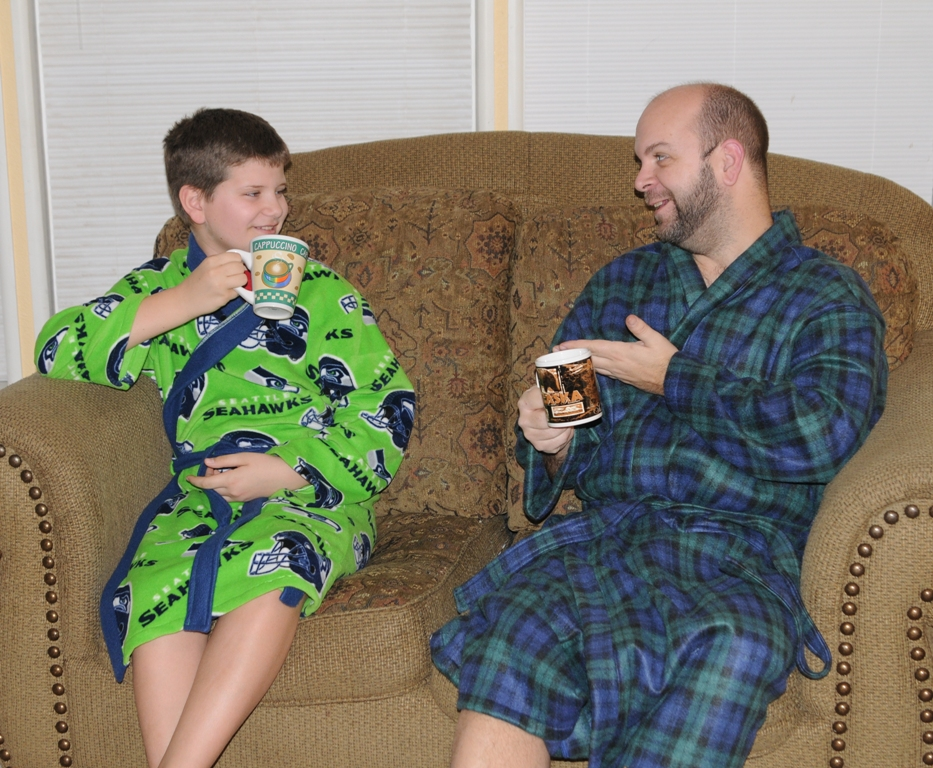 Stephen's Comfy Robe Sizes XXS to 4X Adults PDF Pattern