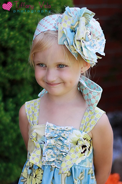 Megan's Accessory Pack Sizes 6/12m to 8 Kids PDF Pattern