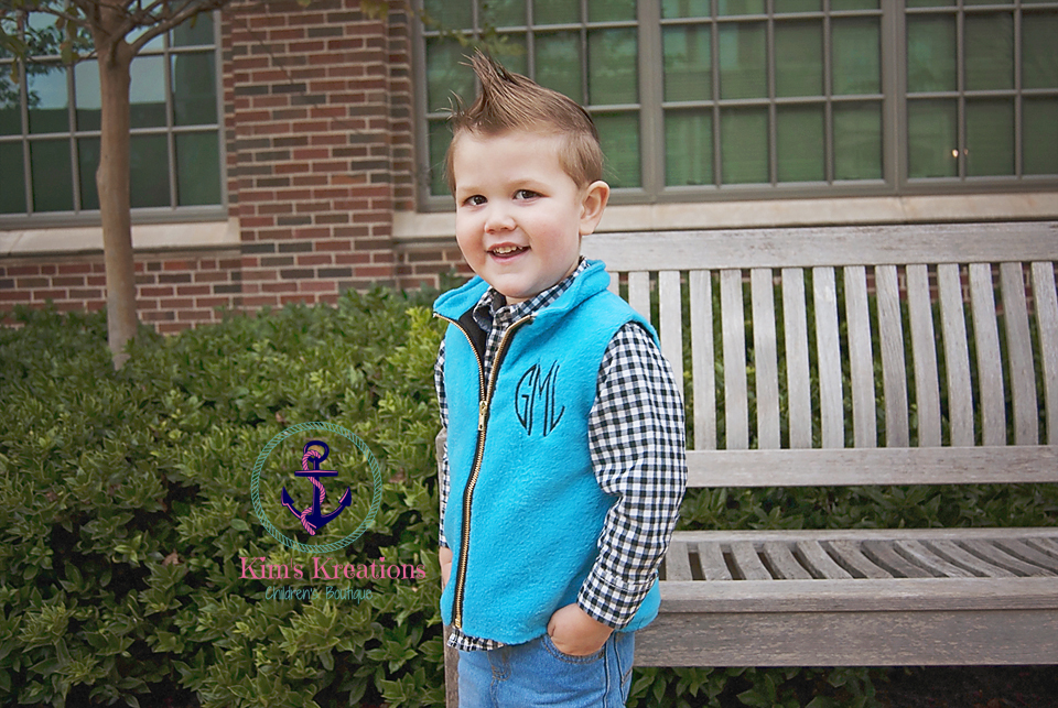 Frankie's Faux Fur Vest Sizes NB to 8 Kids and Dolls PDF Pattern