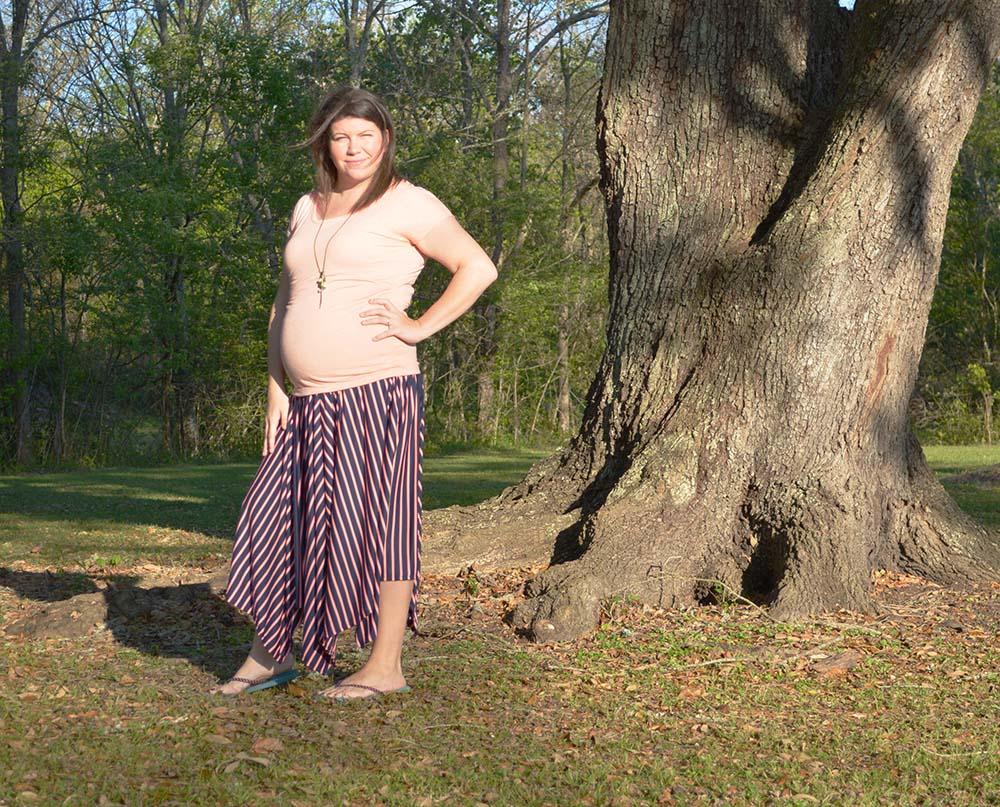 Josephina's Hanky Hem Skirt Sizes XXS to 4X Adults PDF Pattern