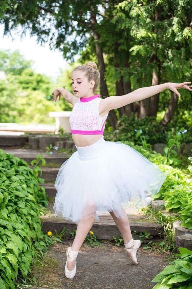 Canyon's Dance Costume Sizes 2T to 14 Kids PDF Pattern
