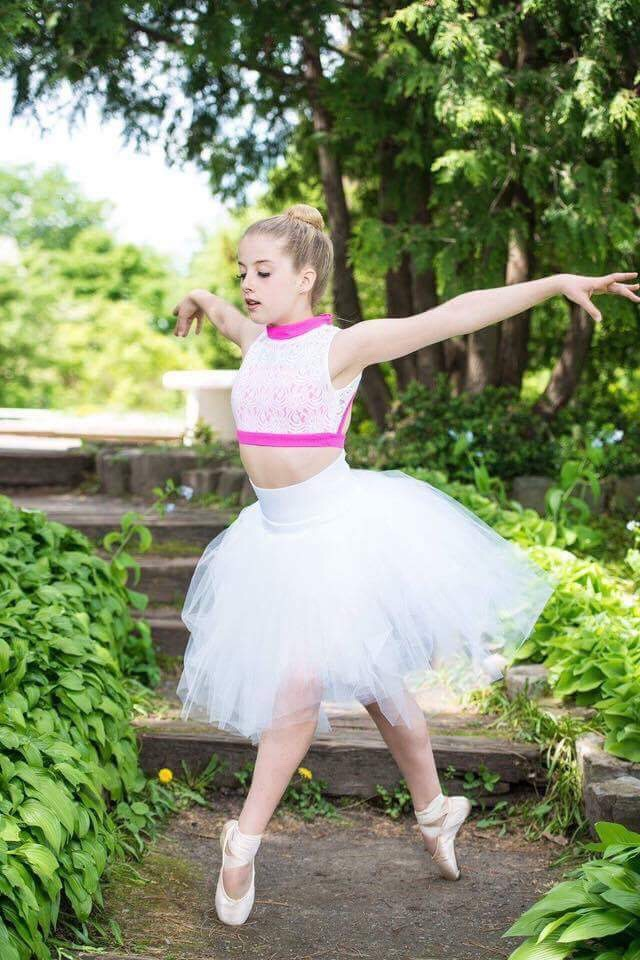 Canyon's Dance Costume Sizes 2T to 14 Kids PDF Pattern