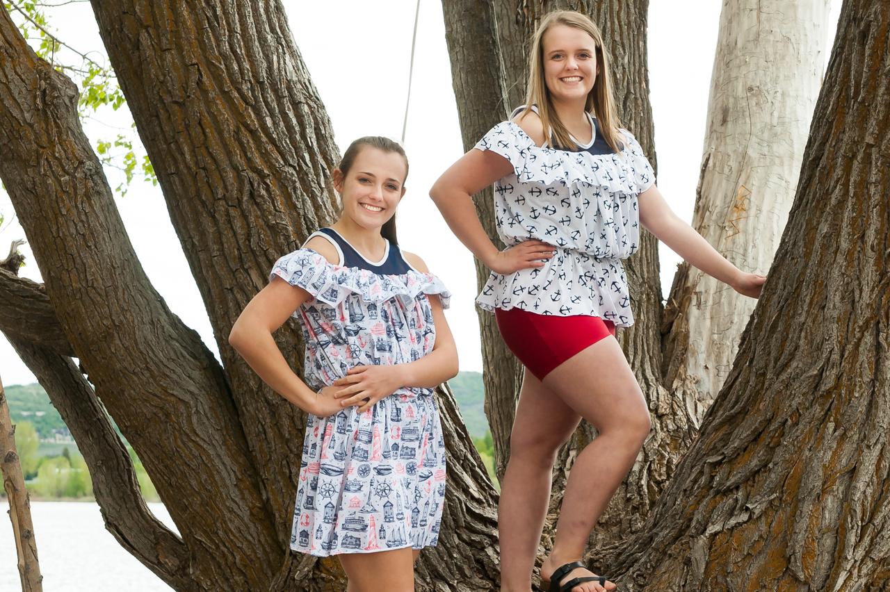 June's Summer Jumper Sizes XXS to 3X Adults PDF Pattern