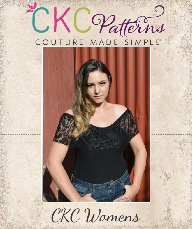 Yolanda's Everyday Bodysuit Sizes XXS to XL Adults PDF Pattern