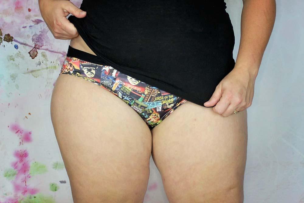 Chastity's Panties Sizes XXS to 3X Adults PDF Pattern