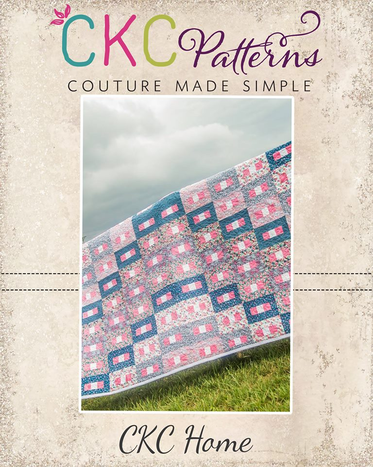 Faye's Fantastic Stacked Quilt Top PDF Pattern