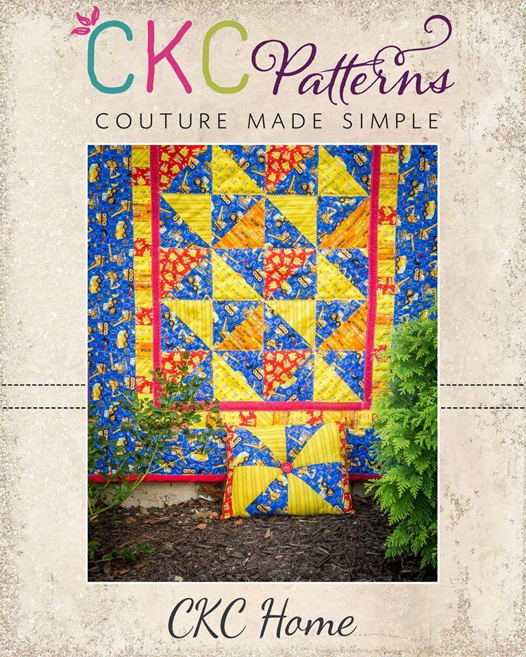 Persephone's Pinwheel Quilt PDF Pattern