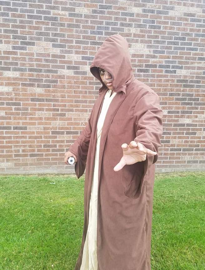 Malcolm's Adult Character Robe PDF Pattern