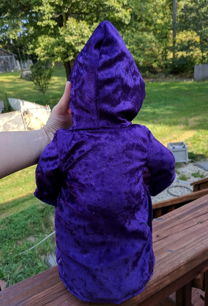 Malcolm's Character Robe Dolls Sizes PDF Pattern