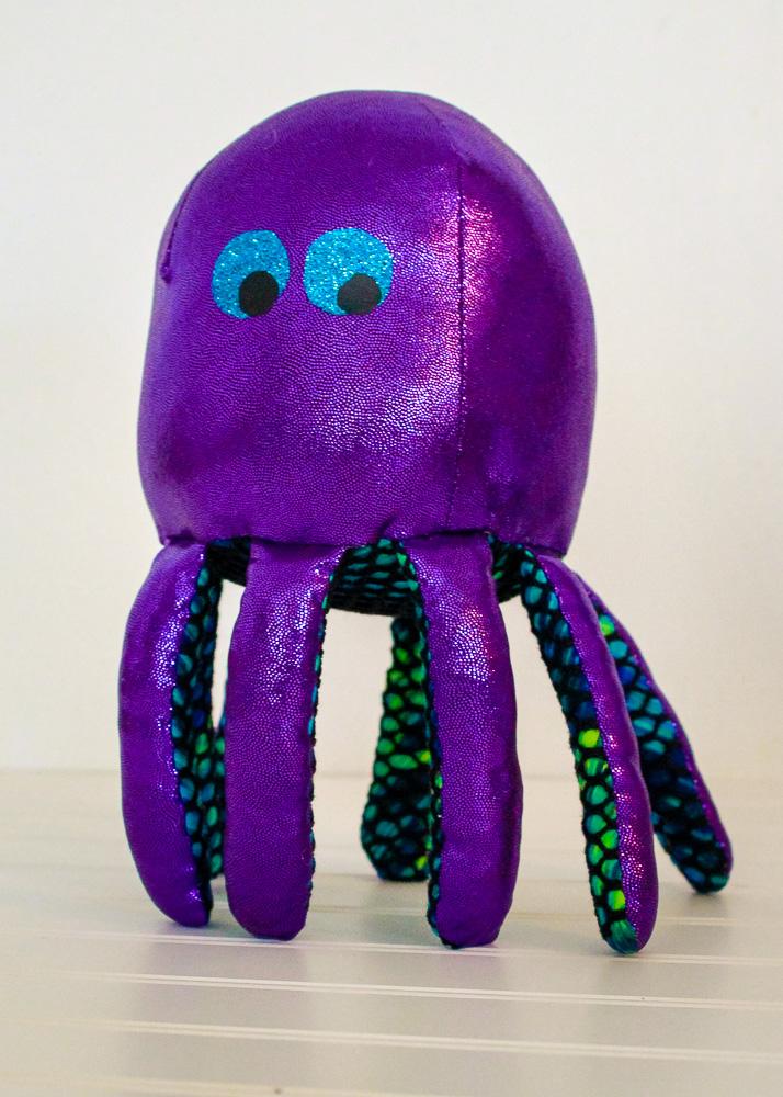 Otis the Octopus PDF Pattern