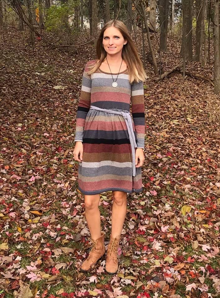 Deborah's Classic Knit Top and Dress Sizes XXS to 3X Adults PDF Pattern