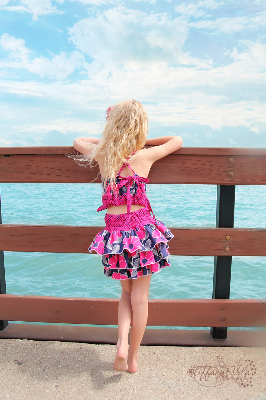 Sage's Sailor Shorts, Capris, and Pants sizes 6/12m to 8 Kids and Dolls PDF Pattern