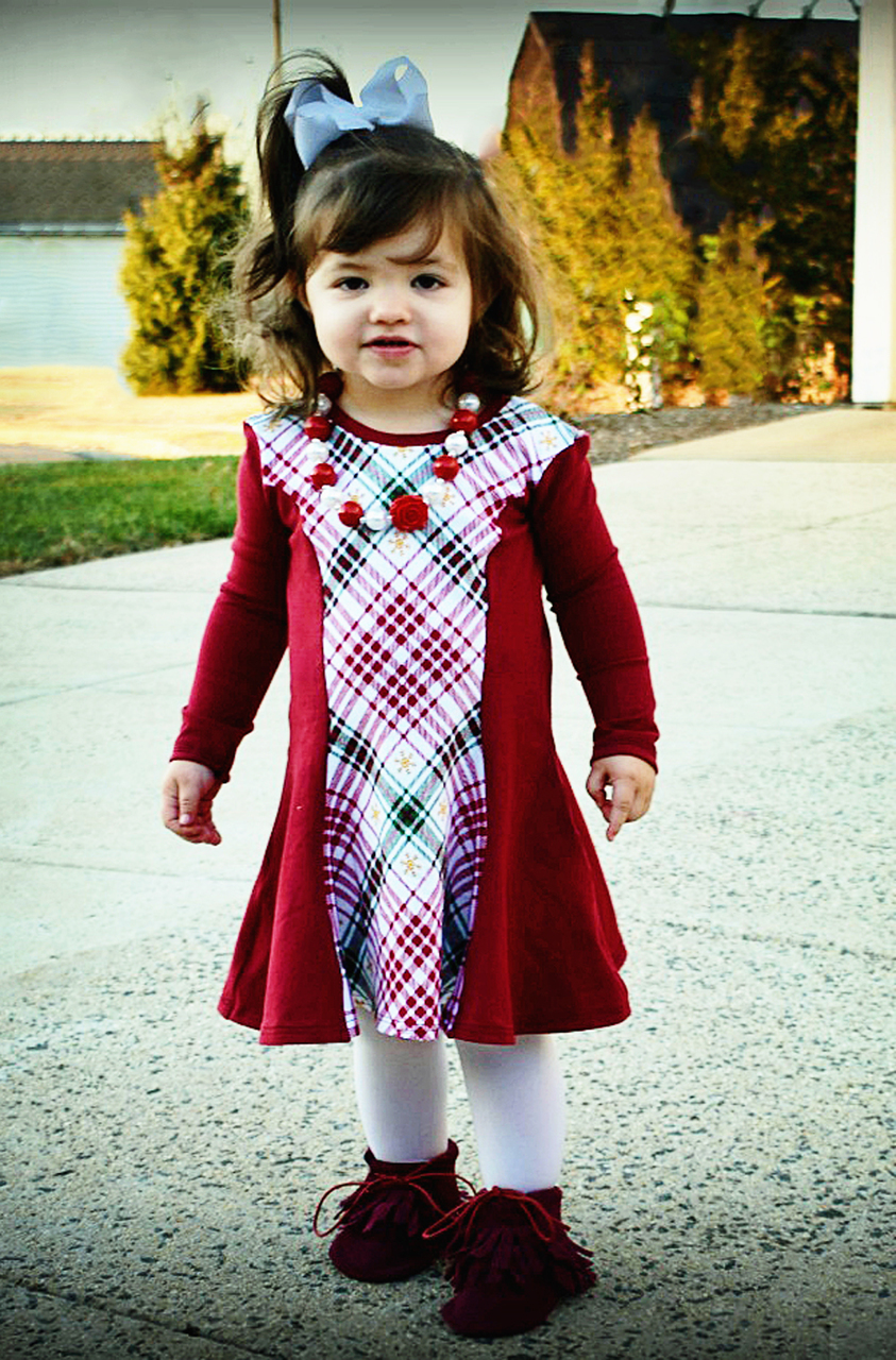 Kate's Princess Dress Sizes 2T to 14 Kids PDF Pattern