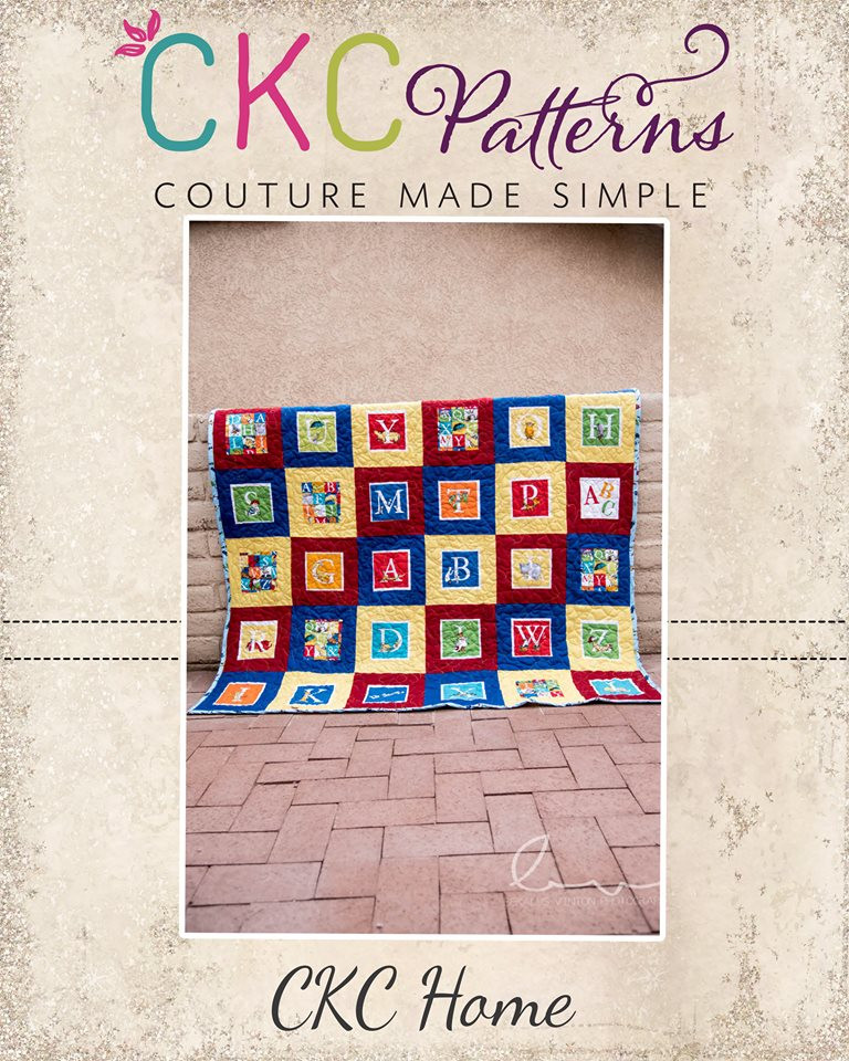 Jojo's Frame Quilt and Doll PDF Pattern