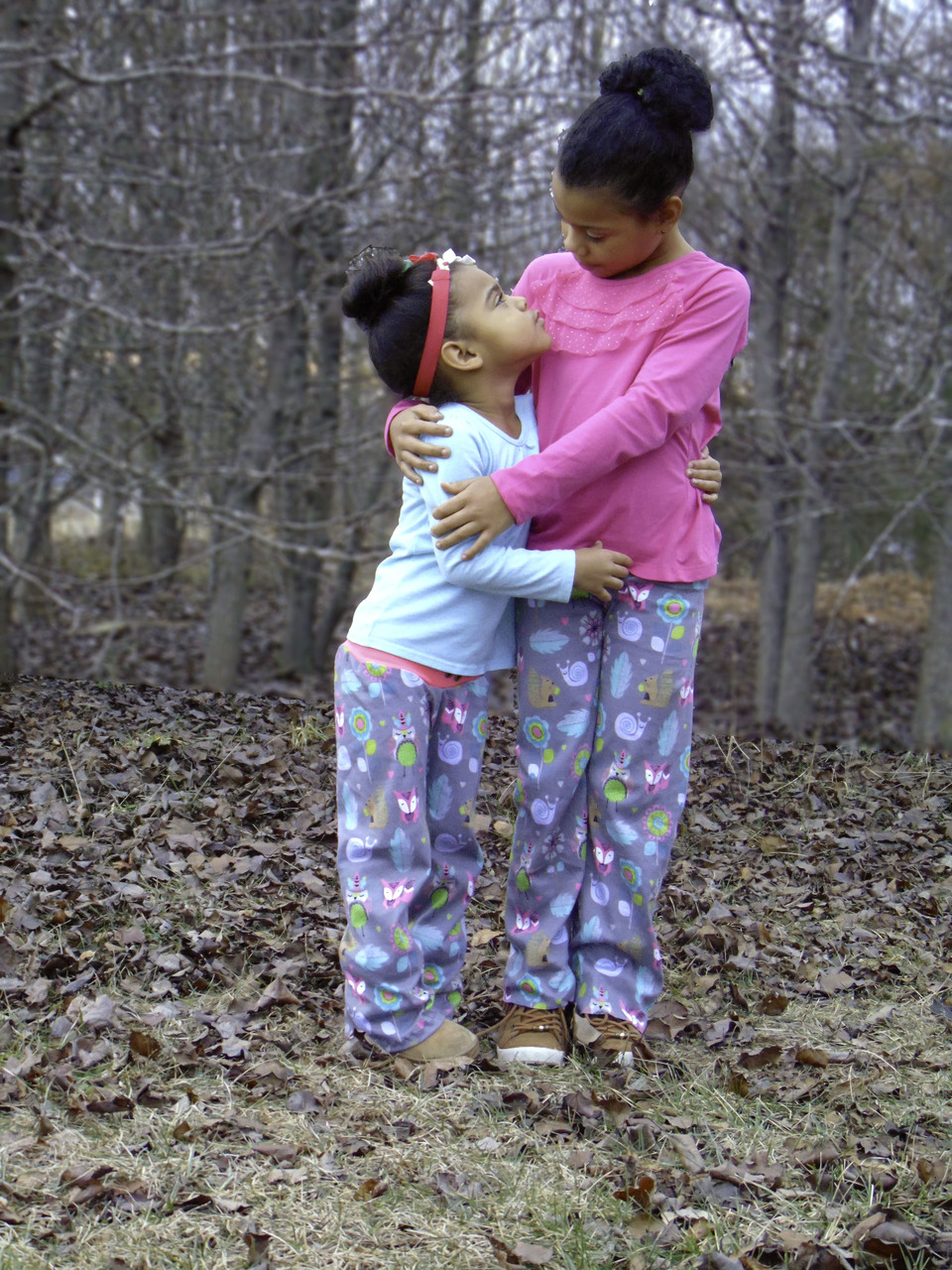 Venus' Lounge Pants Sizes 2T to 14 Kids PDF Pattern