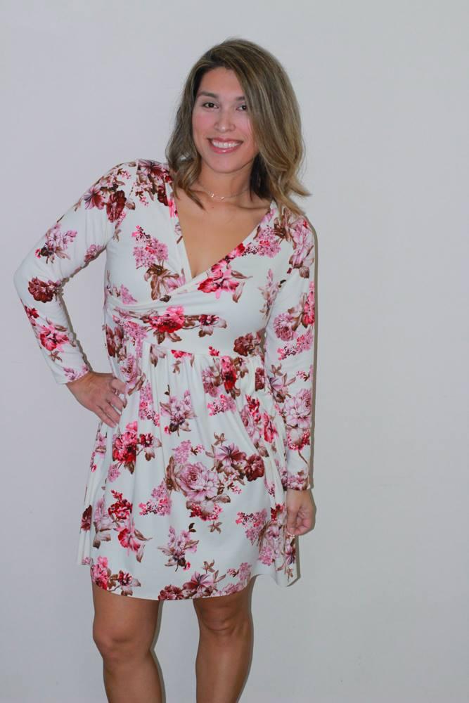 Shannon's Faux Wrap Top, Dress, and Maxi Sizes XXS to 4X Adults PDF Pattern