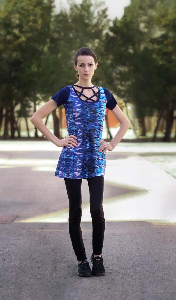 Sansa's Strappy Top & Dress Sizes XXS to 3X Adults PDF Pattern