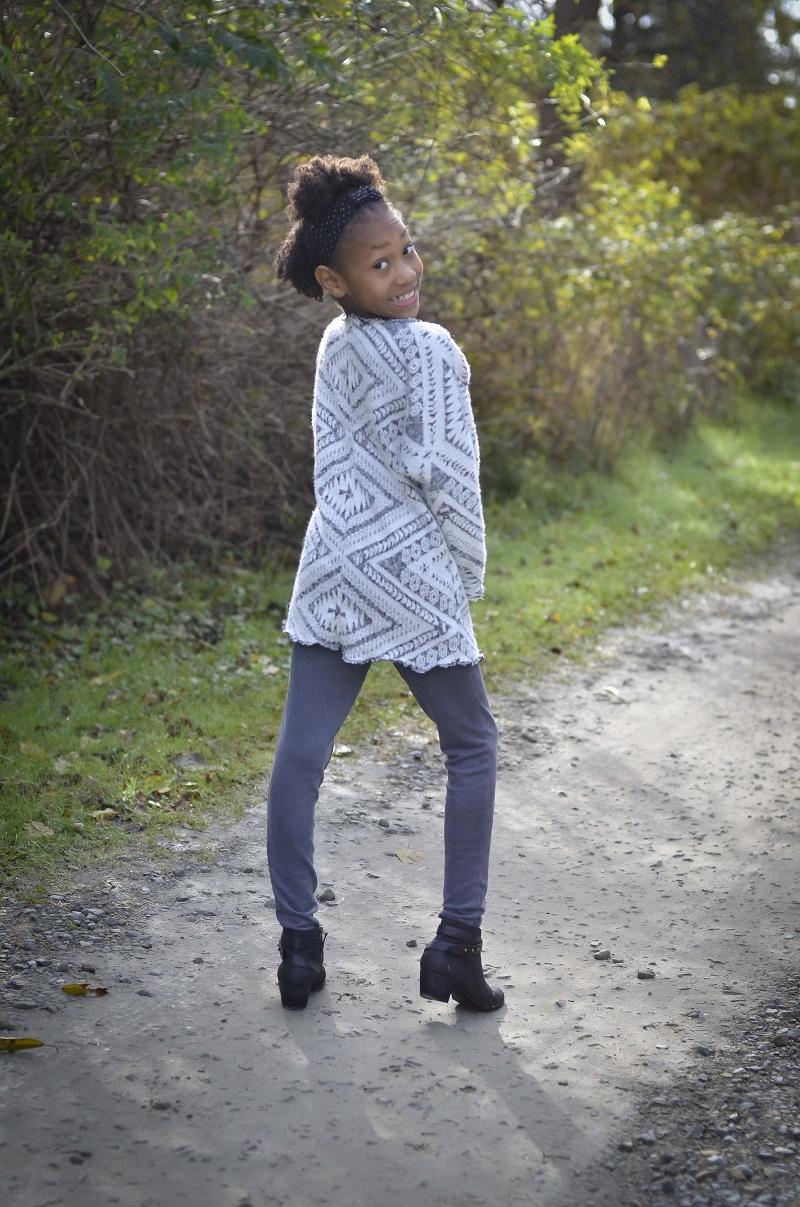Kendra's Kimono Sizes 2T to 14 Kids PDF Pattern