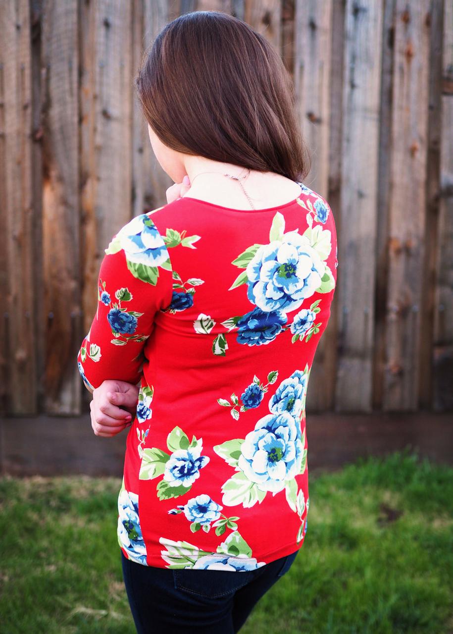 Aszy's Asymmetrical Shirt Sizes 2T to 14 Kids PDF Pattern