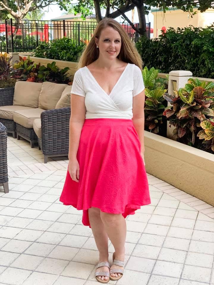 Cersei's Wrap, Crop, Top, and Dress Sizes XXS to 3X Adults PDF Pattern