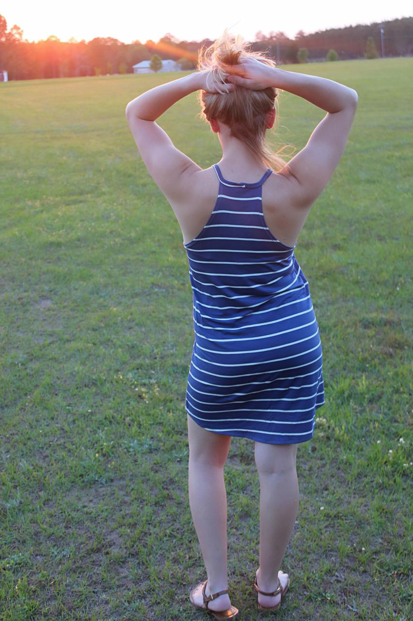 Kaitlyn's Tank Top and Dress Sizes XXS to 4X Adults PDF Pattern