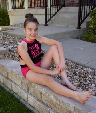 Ingrid's Tweens  Incredible Leotard PDF Pattern