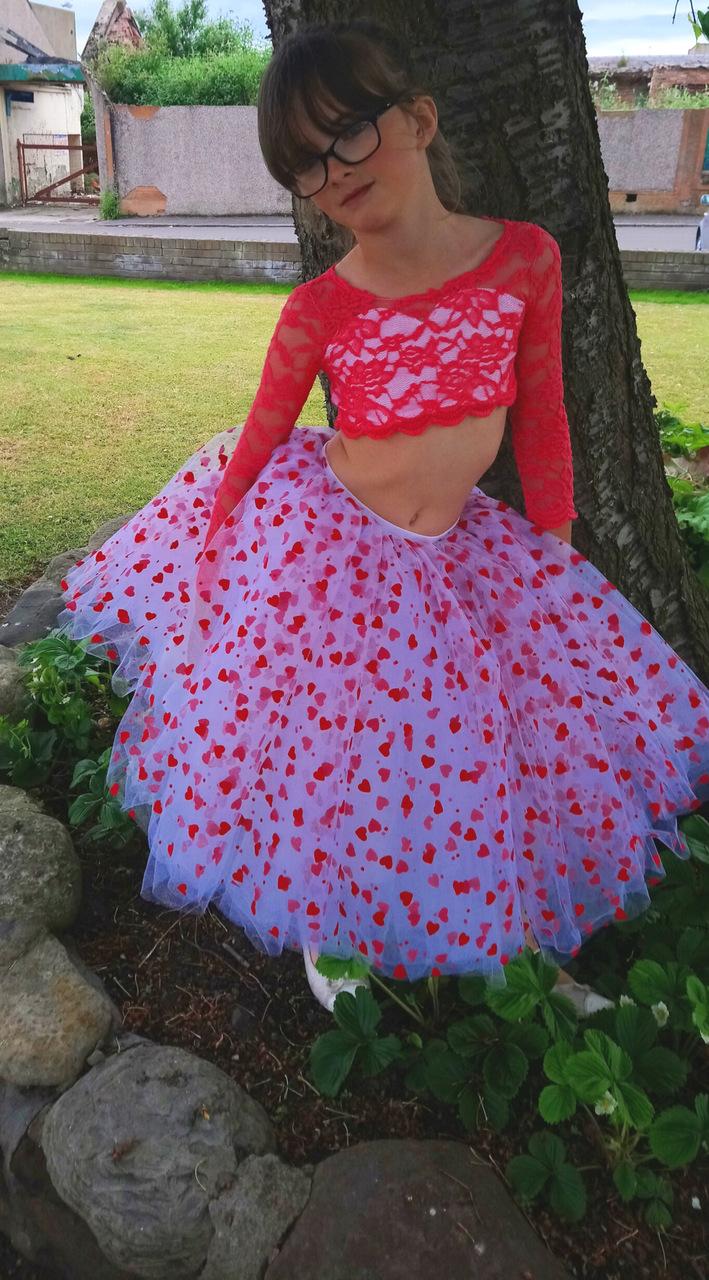 Lilac's Beauty Bodice Sizes 2T to 14 Kids PDF Pattern