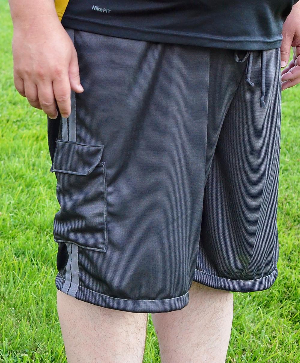 Greg's Knit Shorts Sizes XXS to 4X Adults PDF Pattern