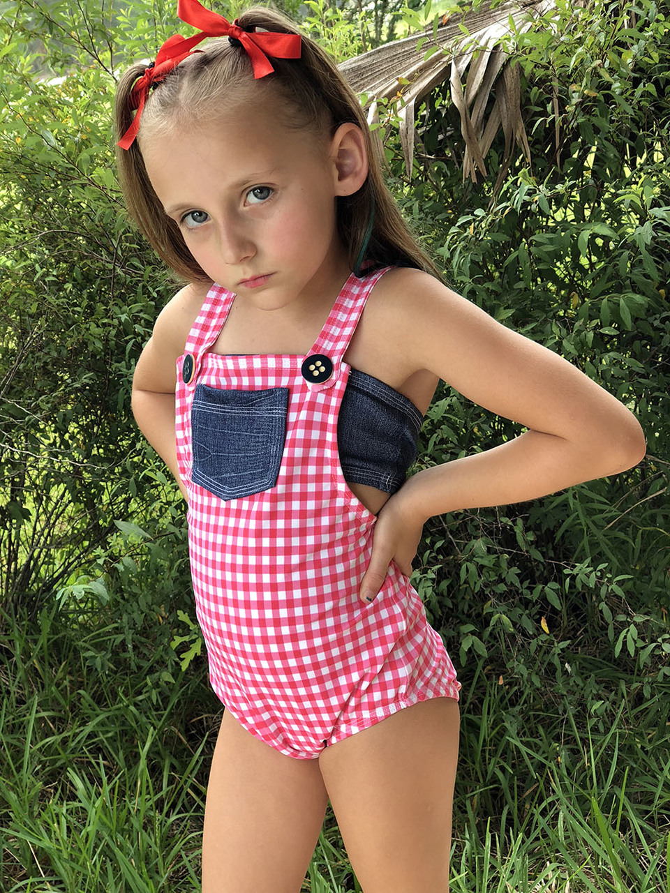 Darleen's Western Dancewear Sizes 2T to 14 Kids PDF Pattern