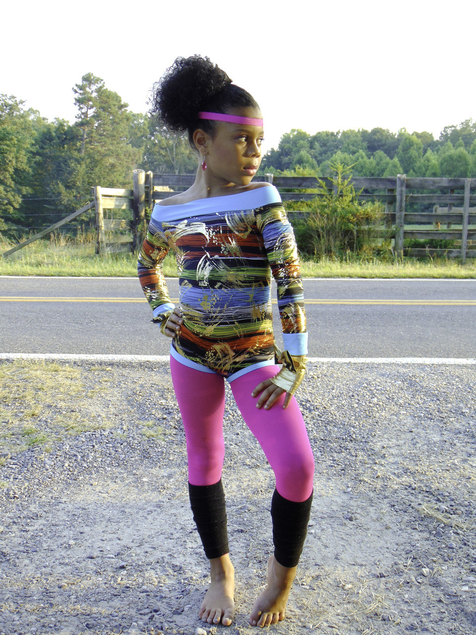 Romy's Radical Dancewear Sizes 2T to 14 Kids PDF Pattern