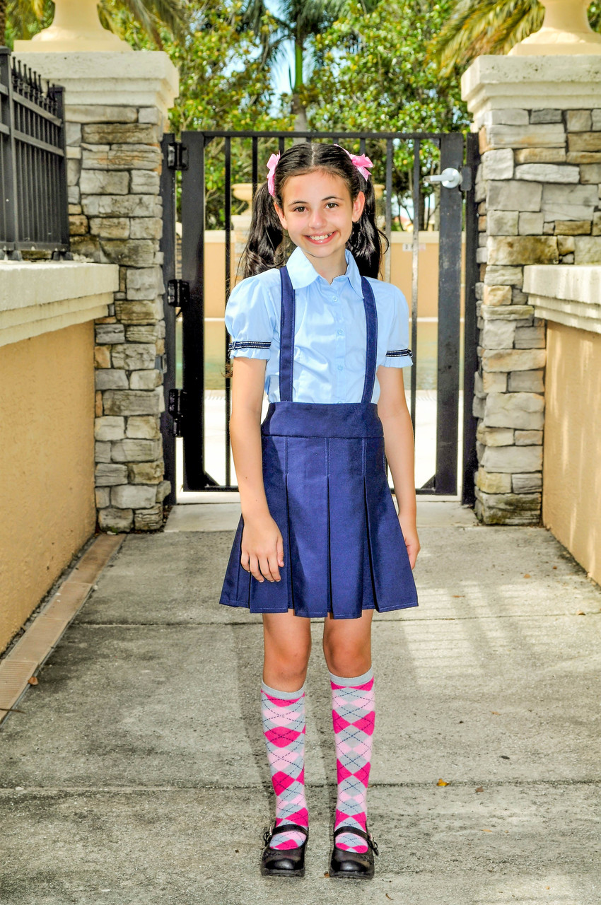 Pauline's Pleated Skirt Sizes 6m to 14 Kids PDF Pattern