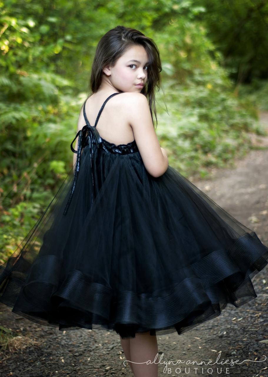 Brazil's Tulle Horse Hair Braid Dress sizes 12/18m to 14 Kids PDF Pattern