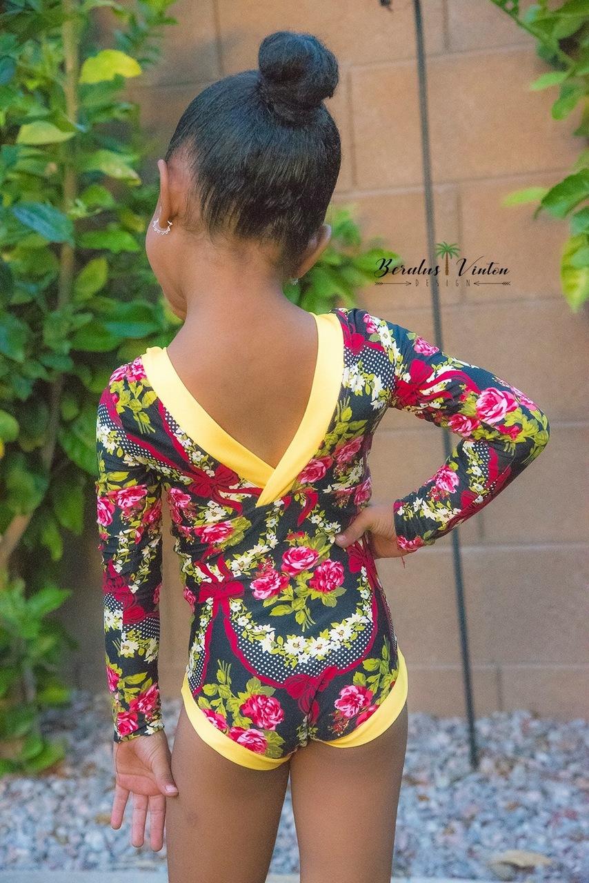 Pebble's Perfect Dancewear Sizes 2T to 14 Kids PDF Pattern