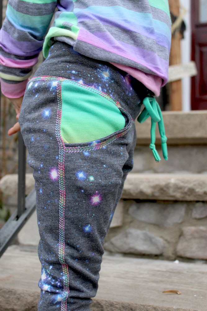 Jaycee's Joggers Sizes 2T to 14 Kids PDF Pattern